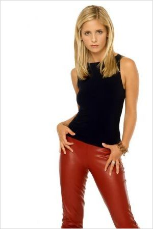 Buffy contre les vampires : Photo Sarah Michelle Gellar