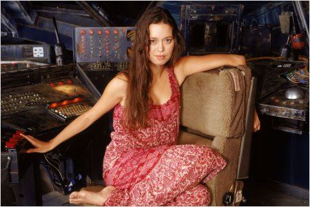 Firefly : photo Summer Glau