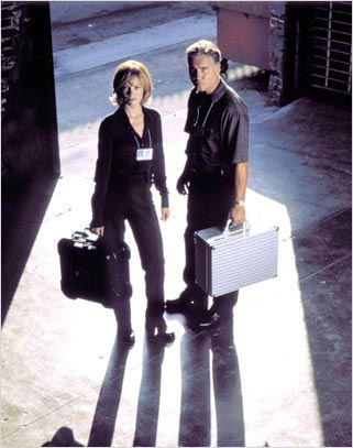 Les Experts : photo Marg Helgenberger, William L. Petersen