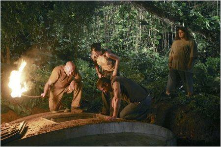 Lost, les disparus : Photo Evangeline Lilly, Jorge García, Matthew Fox, Terry O'Quinn