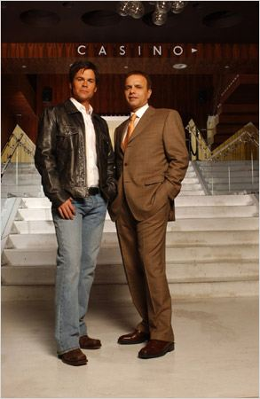 Dr Vegas : photo Joe Pantoliano, Rob Lowe