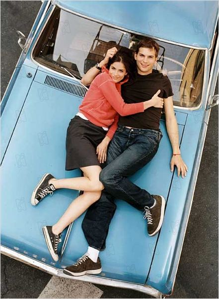 7 ans de séduction : photo Amanda Peet, Ashton Kutcher, Nigel Cole