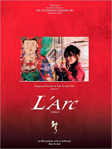 L&#39;Arc : affiche Kim Ki-duk
