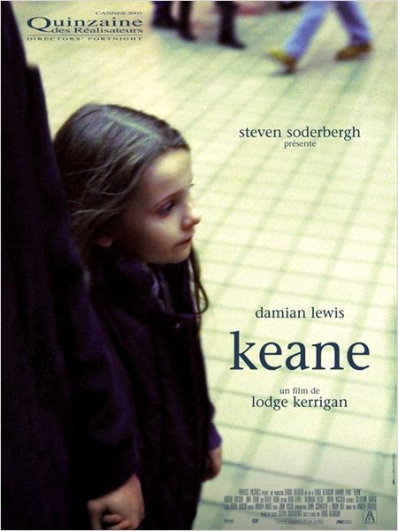Keane : affiche Lodge Kerrigan
