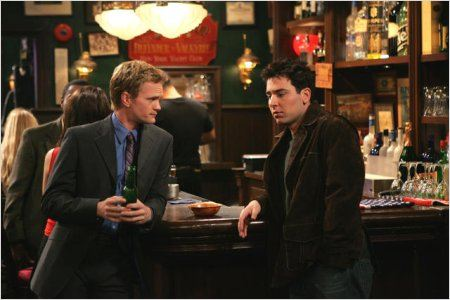 How I Met Your Mother : Photo Josh Radnor, Neil Patrick Harris
