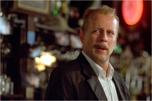 16 Blocs : photo Bruce Willis, Richard Donner