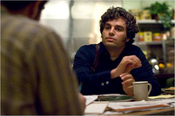 Zodiac : photo David Fincher, Mark Ruffalo