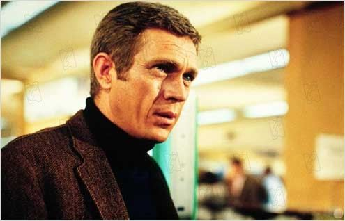 Bullitt : photo Peter Yates, Steve McQueen
