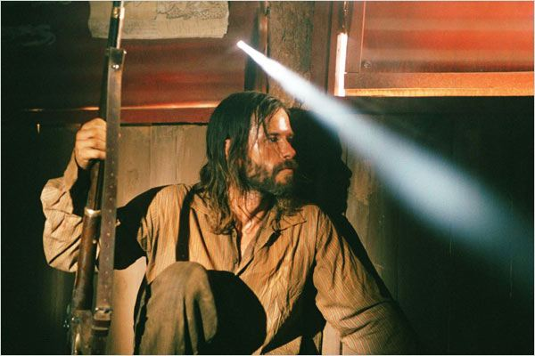 The Proposition : photo Guy Pearce, John Hillcoat