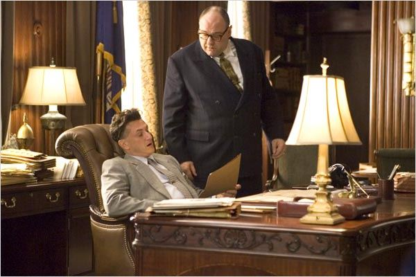 Les Fous du roi : Photo James Gandolfini, Sean Penn, Steven Zaillian