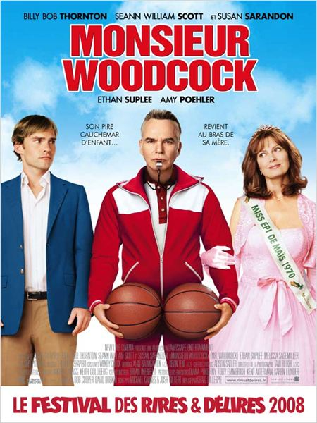 Monsieur Woodcock : affiche
