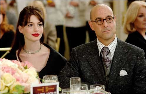 Le Diable s'habille en Prada : photo Anne Hathaway, David Frankel, Stanley Tucci