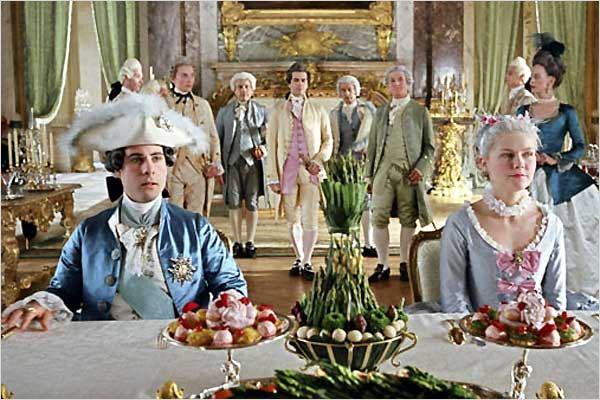 Marie-Antoinette : Photo Jason Schwartzman, Kirsten Dunst, Sofia Coppola