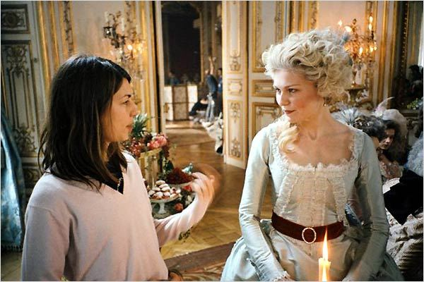 Marie-Antoinette : Photo Kirsten Dunst, Sofia Coppola