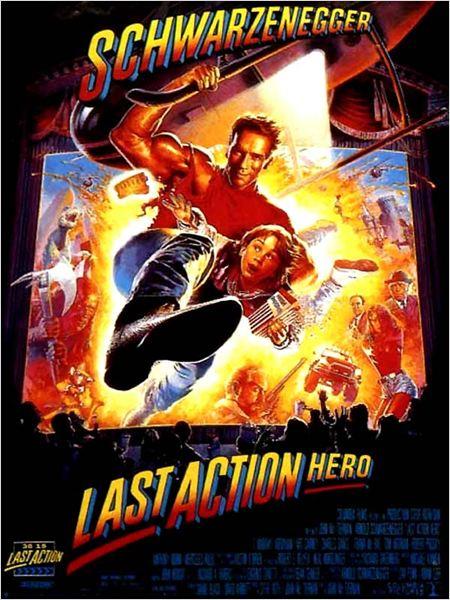 Last Action Hero : Affiche