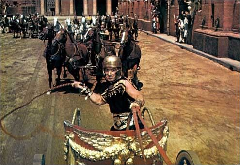 Ben-Hur : photo Stephen Boyd, William Wyler
