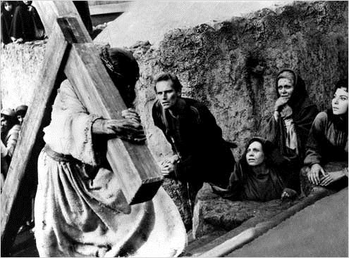 Ben-Hur : Photo Cathy O'Donnell, Charlton Heston, Haya Harareet, Martha Scott, William Wyler