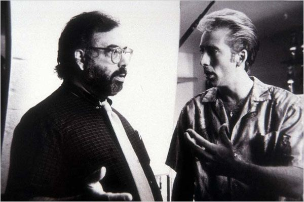 Peggy Sue s'est mariée : Photo Francis Ford Coppola, Nicolas Cage