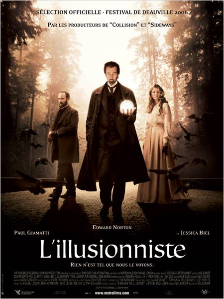 L'Illusionniste FRENCH DVDRip AlphaTeam