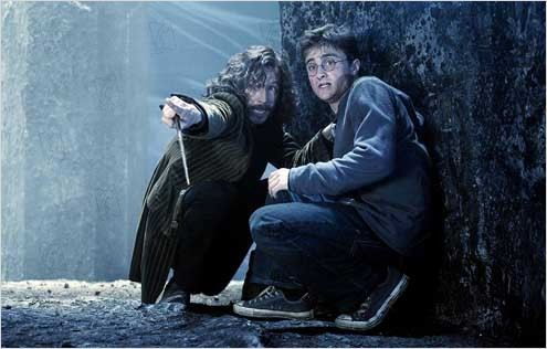 Harry Potter et l'Ordre du Phénix : photo Daniel Radcliffe, David Yates, Gary Oldman