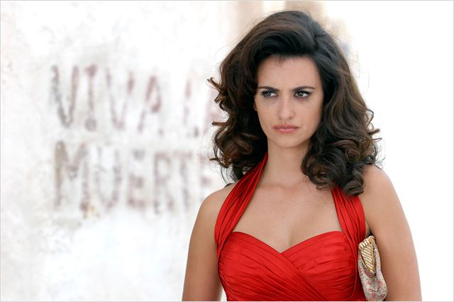 Manolete : photo Menno Meyjes, Penélope Cruz