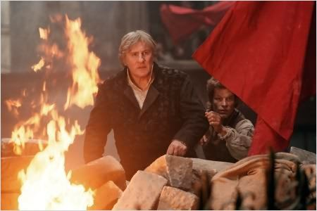 Les Mis&#233;rables : photo G&#233;rard Depardieu, Steffen Wink