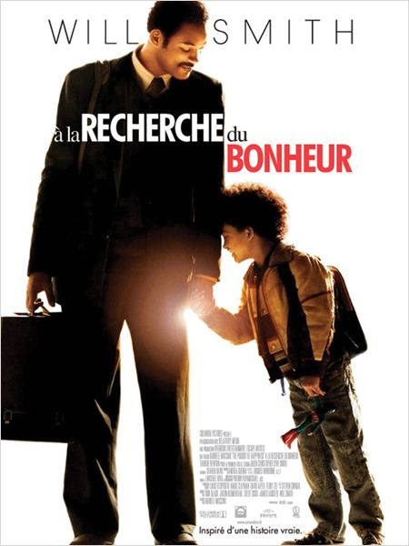 A la recherche du bonheur : Affiche Gabriele Muccino, Jaden Smith, Will Smith