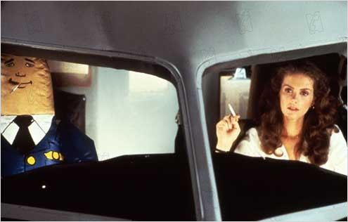 Y a-t-il un pilote dans l'avion ? : photo Jim Abrahams, Julie Hagerty