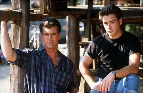 Air America : Photo Mel Gibson, Robert Downey Jr., Roger Spottiswoode