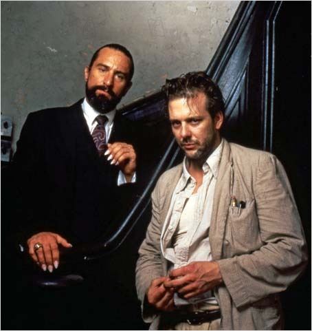 Angel Heart : Photo Alan Parker, Mickey Rourke, Robert De Niro