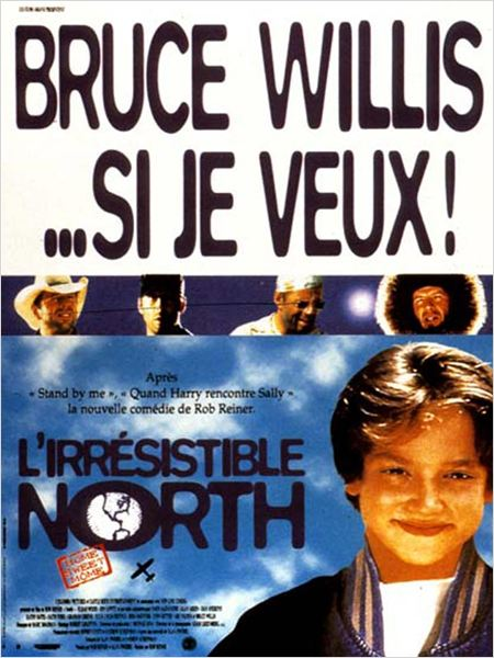 L'Irrésistible North : affiche Rob Reiner