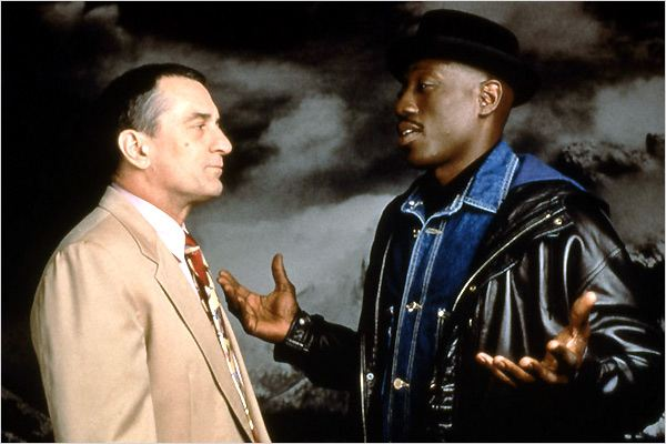 Le Fan : photo Robert De Niro, Tony Scott, Wesley Snipes