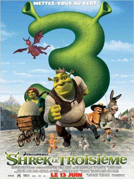 [MULTI] Shrek le troisième [DVDRiP] [TRUEFRENCH] [AC3]