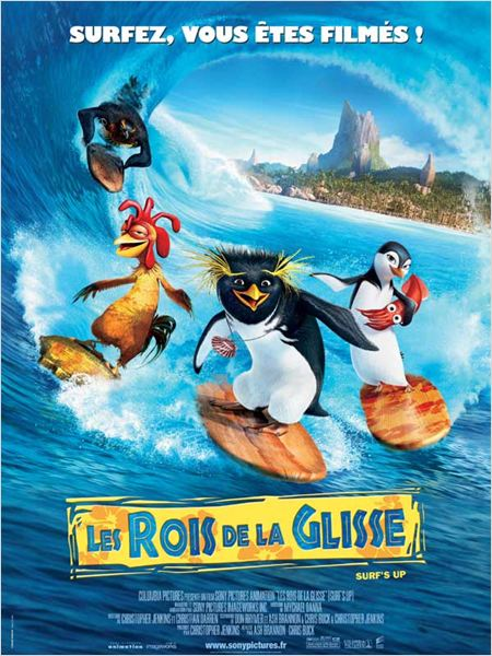 Les Rois de la glisse : affiche