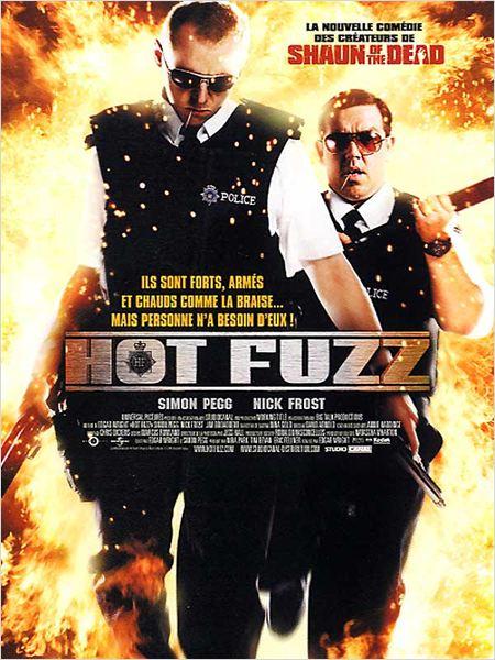 Hot Fuzz : Affiche