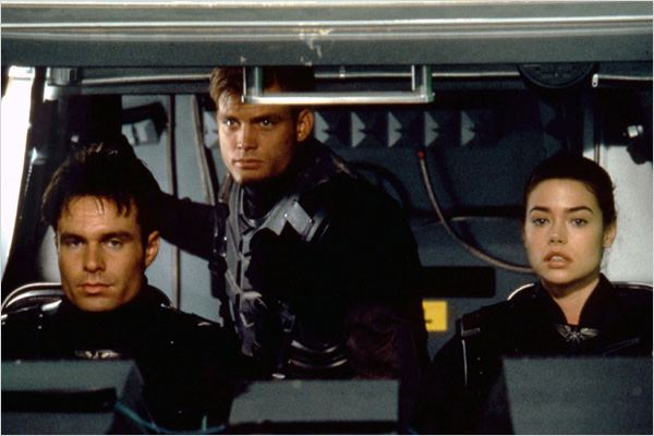 Starship Troopers : photo Casper Van Dien, Denise Richards, Patrick Muldoon, Paul Verhoeven