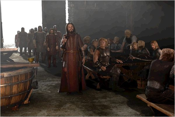 La Légende de Beowulf : photo Robert Zemeckis
