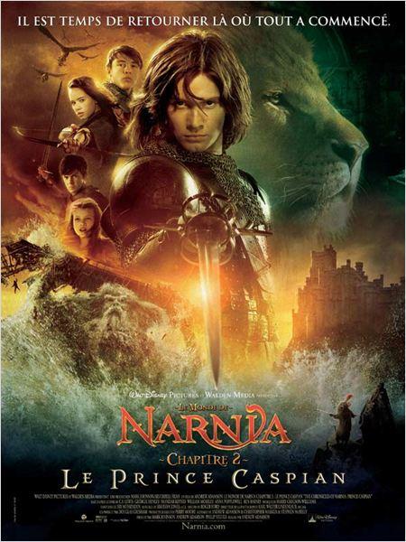 Le Monde de Narnia : Chapitre 2 – Le Prince Caspian