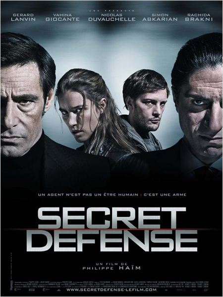 Secret Défense  [BDRIP-AC3] [FRENCH] [MULTI]