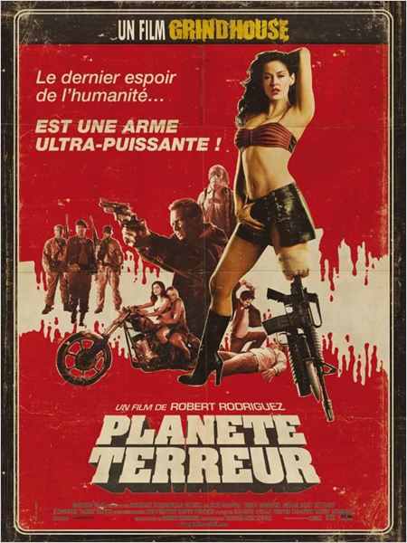 Planète terreur - un film Grindhouse [FRENCH][BRRiP AC3]