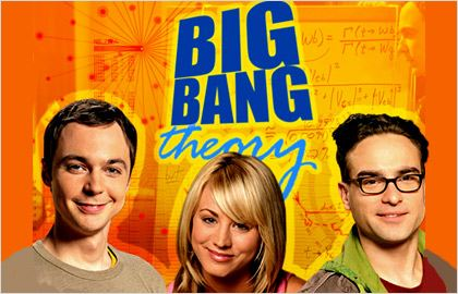The Big Bang Theory : photo Jim Parsons, Johnny Galecki, Kaley Cuoco