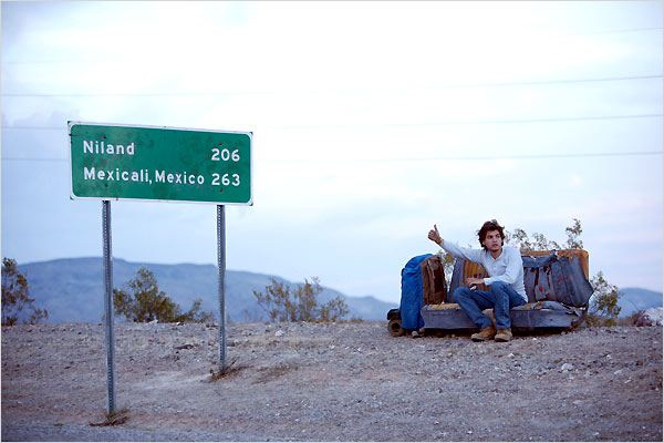 Into the Wild : photo Emile Hirsch, Sean Penn