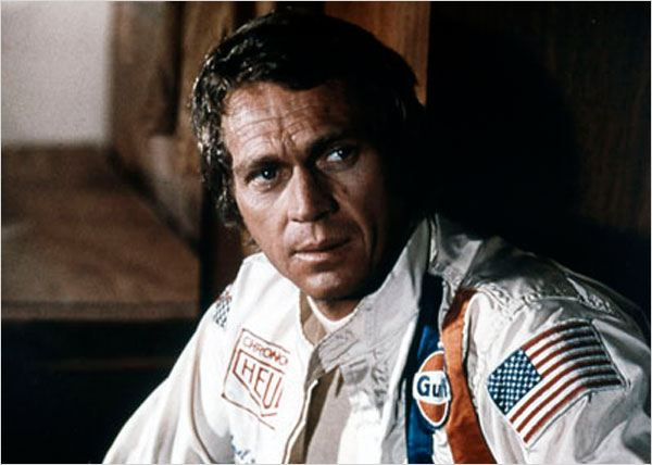 Le Mans : photo Lee H. Katzin, Steve McQueen