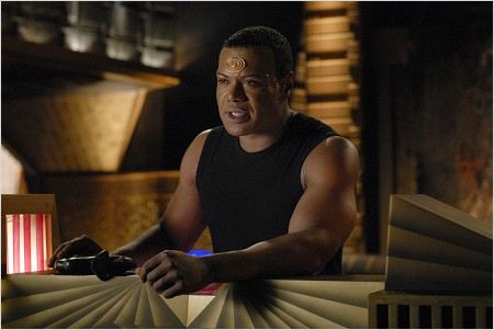 Stargate SG-1 : photo Christopher Judge