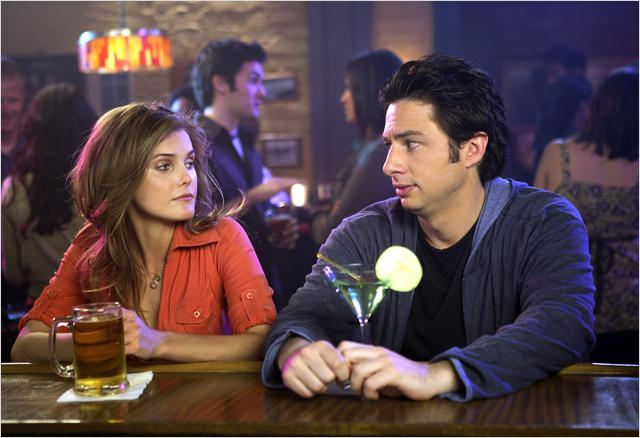 Scrubs : photo Keri Russell, Zach Braff