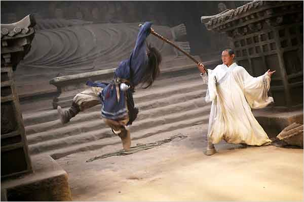 Le Royaume interdit : photo Jackie Chan, Jet Li, Rob Minkoff