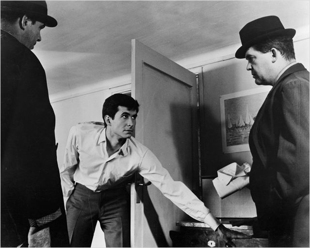 Le Procès : photo Anthony Perkins, Orson Welles