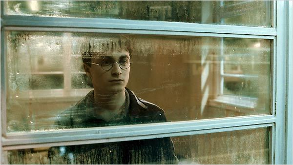 Harry Potter et le Prince de sang mêlé : photo Daniel Radcliffe, David Yates