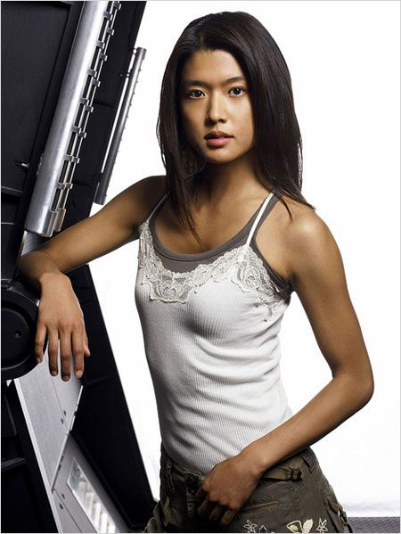 Battlestar Galactica : photo Grace Park