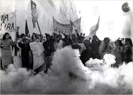La Bataille d'Alger : Photo Gillo Pontecorvo